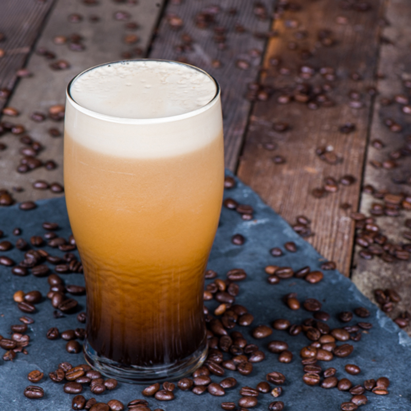 Cold Brew and Cold Draft