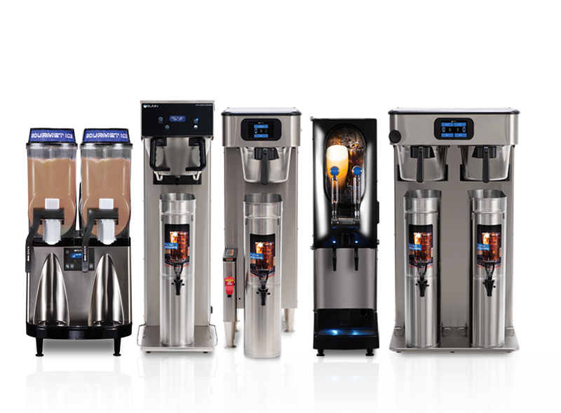 Complete Portfolio of Cold Coffee Solutions